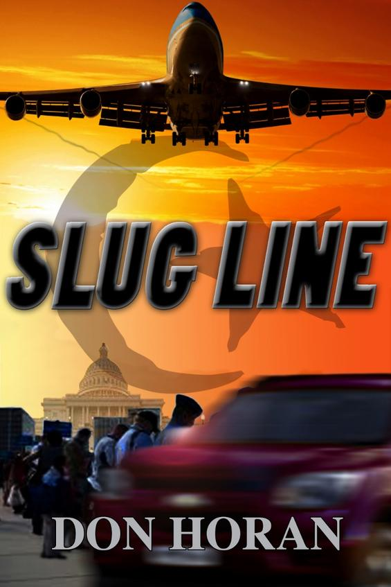 Slug Line Book Don Horan
